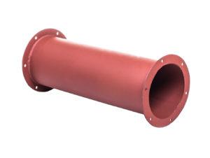 Прямые участки воздуховода (сварные круглые)